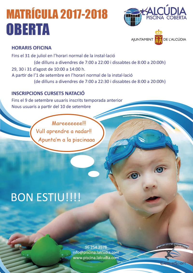 Benvinguts a la piscina coberta de l 39 alc dia - Piscina coberta l alcudia ...